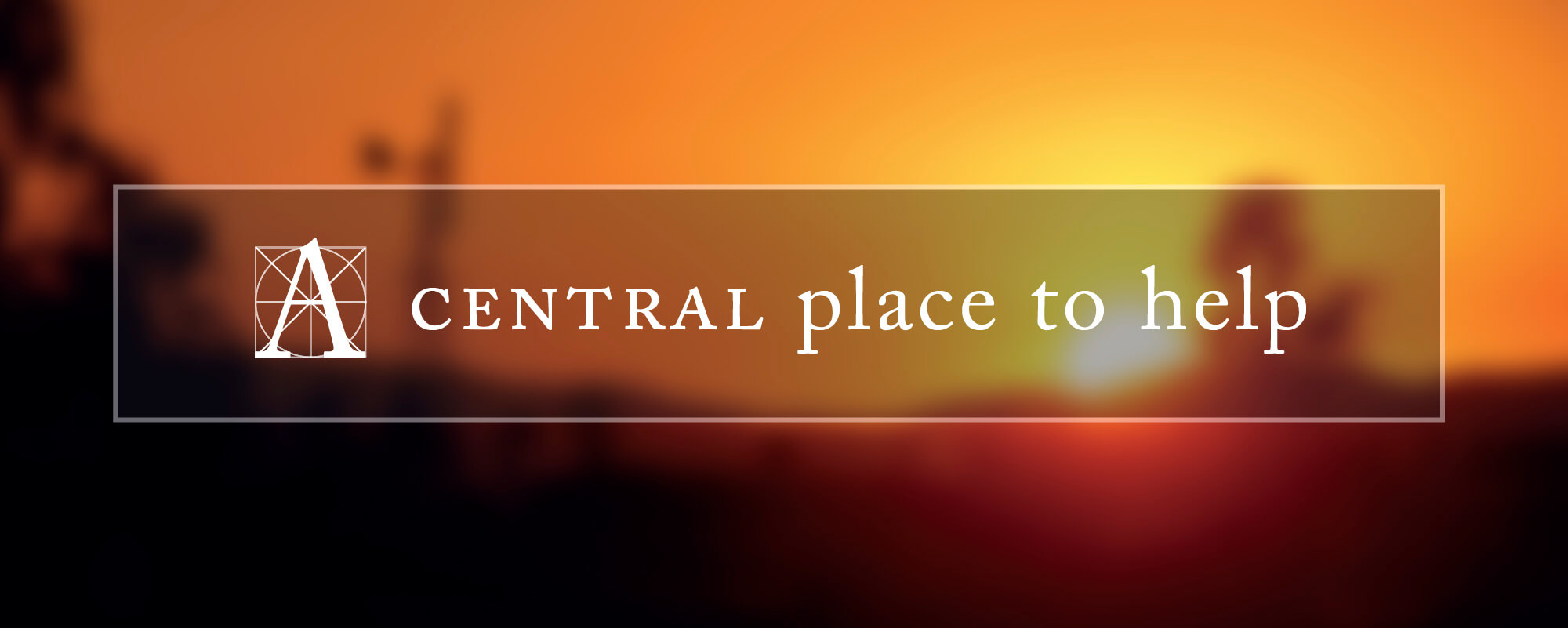 A Central Place To Help